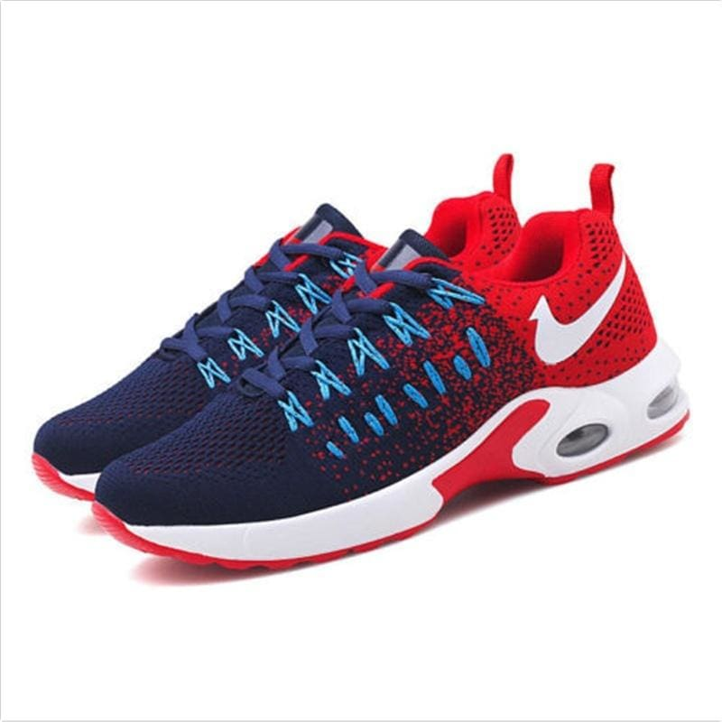 Men/'s Breathable Sports Running Training Walking Casual Shoes Athletic Sneakers