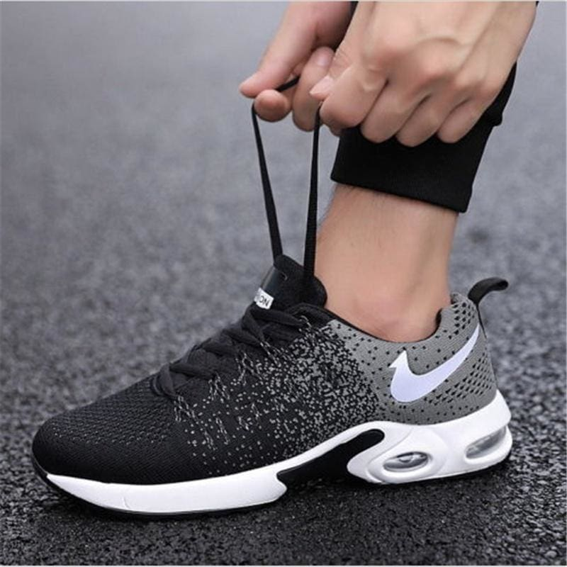 Mens Fashion Casual Running Breathable Shoes Sports Athletic Sneakers Shoes