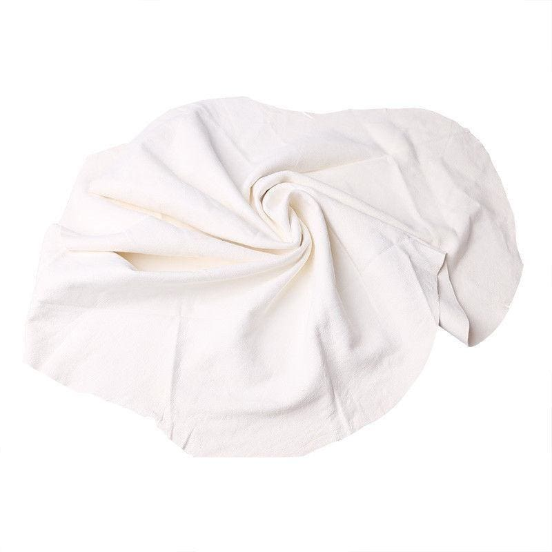 Natural Chamois Leather Car Cleaning Cloths Washing Suede Absorbent Towel CH