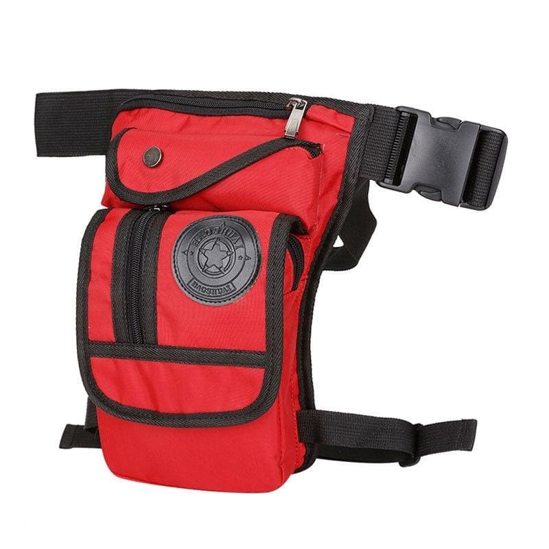 Waterproof Nylon Tactical Travel Cycling Riding Sling Chest Fanny Pack Waist Bag