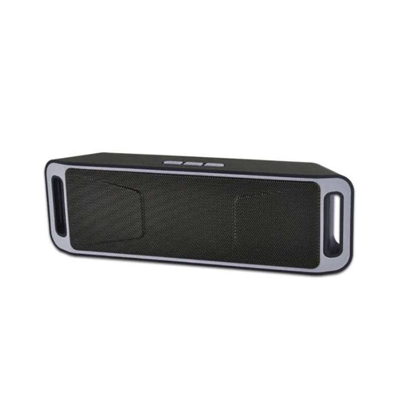US Wireless Bluetooth Speaker USB Flash FM Radio Stereo Heavy Bass MP3 Player