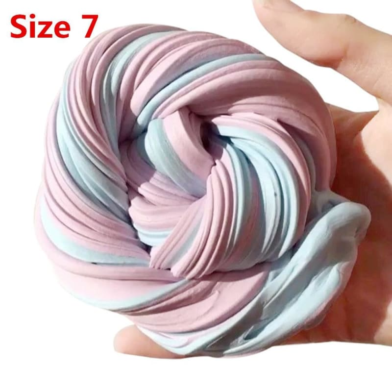 Modeling Clay New Fashion Fluffy Floam Slime Scented Stress Relief No Borax