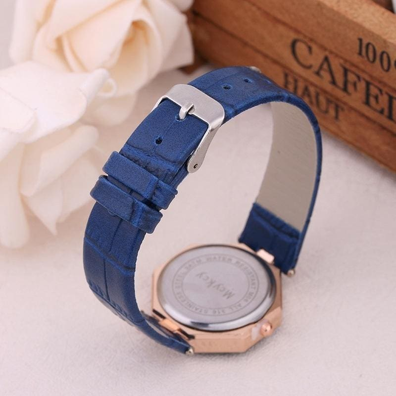 Relogio Feminino Quartz Watch Fashion Watch Women Luxury Brand Leather Strap Watches Ladies Wristwatch Relojes Mujer