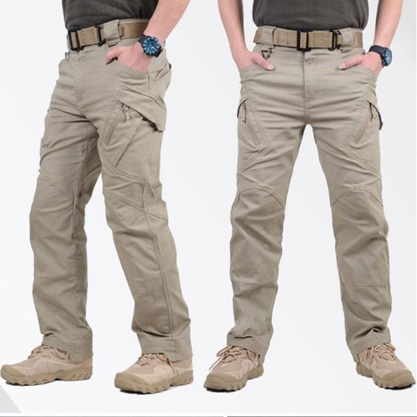 Tactical Men Pants Combat Trousers SWAT Army Military Pants Men Cargo Pants for Men Military Style Casual Pants