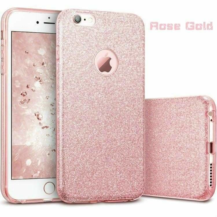 Rose Gold back cover for Iphone 6s plus