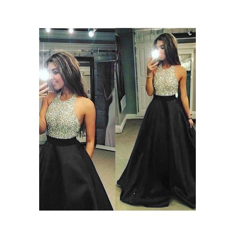 Long Wedding Bridesmaid Dresses Women Formal Evening Party Prom Ball Gowns Dress