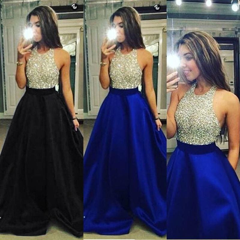 New Women Formal Wedding Bridesmaid Evening Party Ball Prom Gown Cocktail Dress