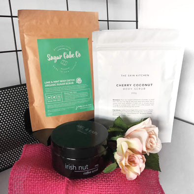 Scrub Love - Maddy reviews our Body Scrubs!