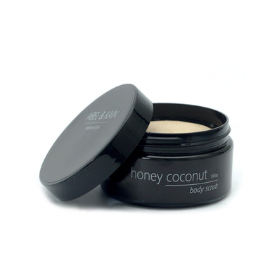 Honey Coconut Body Scrub
