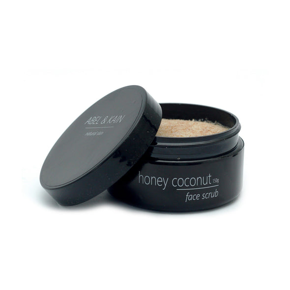 Honey Coconut Face Scrub