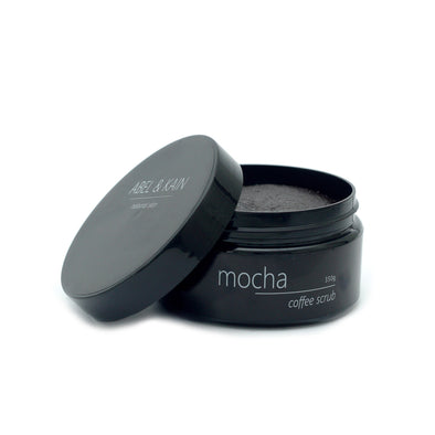 Mocha Body Scrub