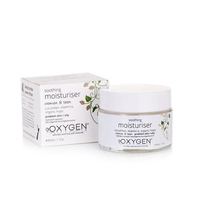 Women & Teen - Soothing Moisturiser