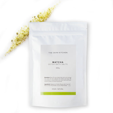 Matcha Detox Bath Salts