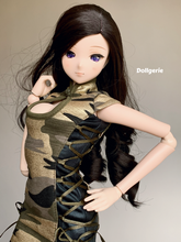 Camo Qipao for SmartDoll