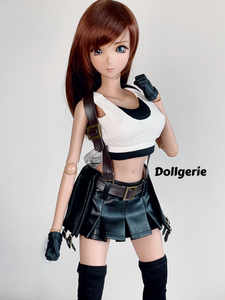 Tifa Costume for Smartdoll / DD3