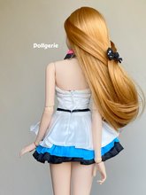 Cosplay inspired A-line Mini Dress for SmartDoll & DD3