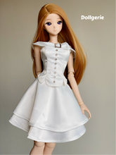 The Lilly Dress from 60s for SmartDoll and DD3