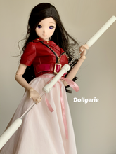 Dollgerie Aerith Staff STL for 3D Printing