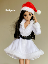 Chistmas Snow White Dress for SmartDoll