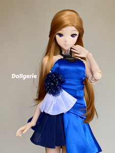 Fate Extella Artoria Pendragon Blue Dress for SmartDoll