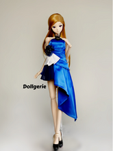 Fate Extella Artoria Pendragon Blue Dress for SmartDoll & DD3