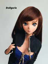 Agent-D Front Zip Mini Dress for SmartDoll