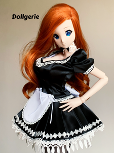 French maid dress for Smartdoll
