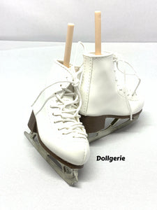 Pure White 1/3 Figure Skate for SmartDoll / DD (made by Volks)
