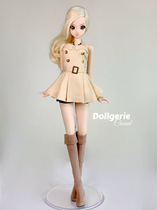 London Tube Midi Dress for SmartDoll / DD