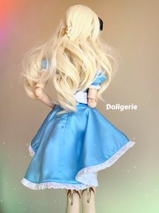 Alice dress from the wonderland for Smartdoll