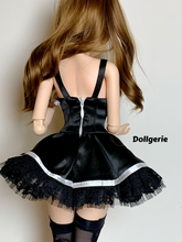 Black Ballet Tutu Dress - Inspired by the Misa Aname look