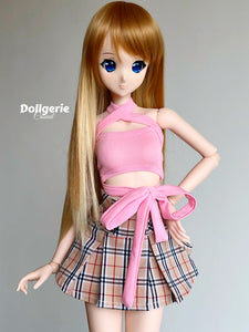 Strap Around Pink Top for SmartDoll / DDdy / SD13