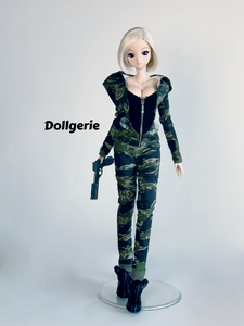 Camo Jumpsuit for SmartDoll