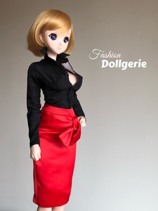 [Special Price] Elegant Pencil Skirt with Beautiful Bow for SmartDoll / DDdy / SD13