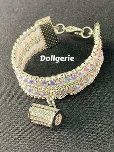 Embellished Drop Choker for Smartdoll / DD (from Dollsories)