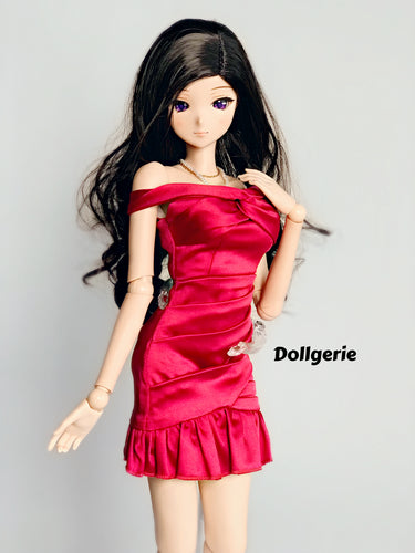 Ruby Formal Dress