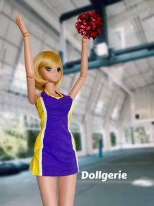 Dollgerie Cheerleader Uniform for SmartDoll / DD