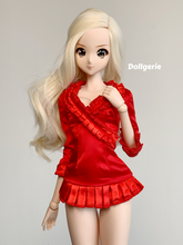 Red Boa Hancock Dress for SmartDoll