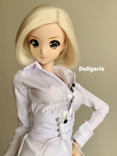 Dollgerie Slim Fit Boyfriend Shirt Dress for Smartdoll / DD