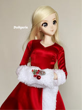 Christmas Red Ballgown for SmartDoll