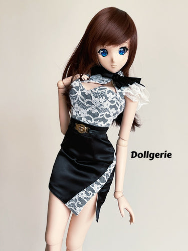 Elegant Lace Party Dress for SmartDoll