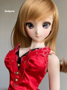 Aerith Corneo Fishtail Ball Gown for SmartDoll and DD3