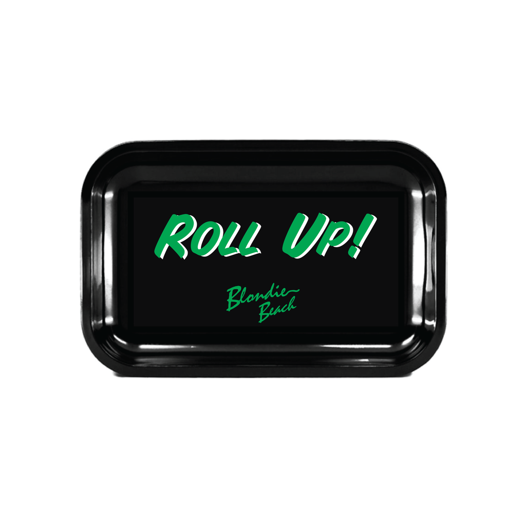 ROLL UP ROLLING TRAY