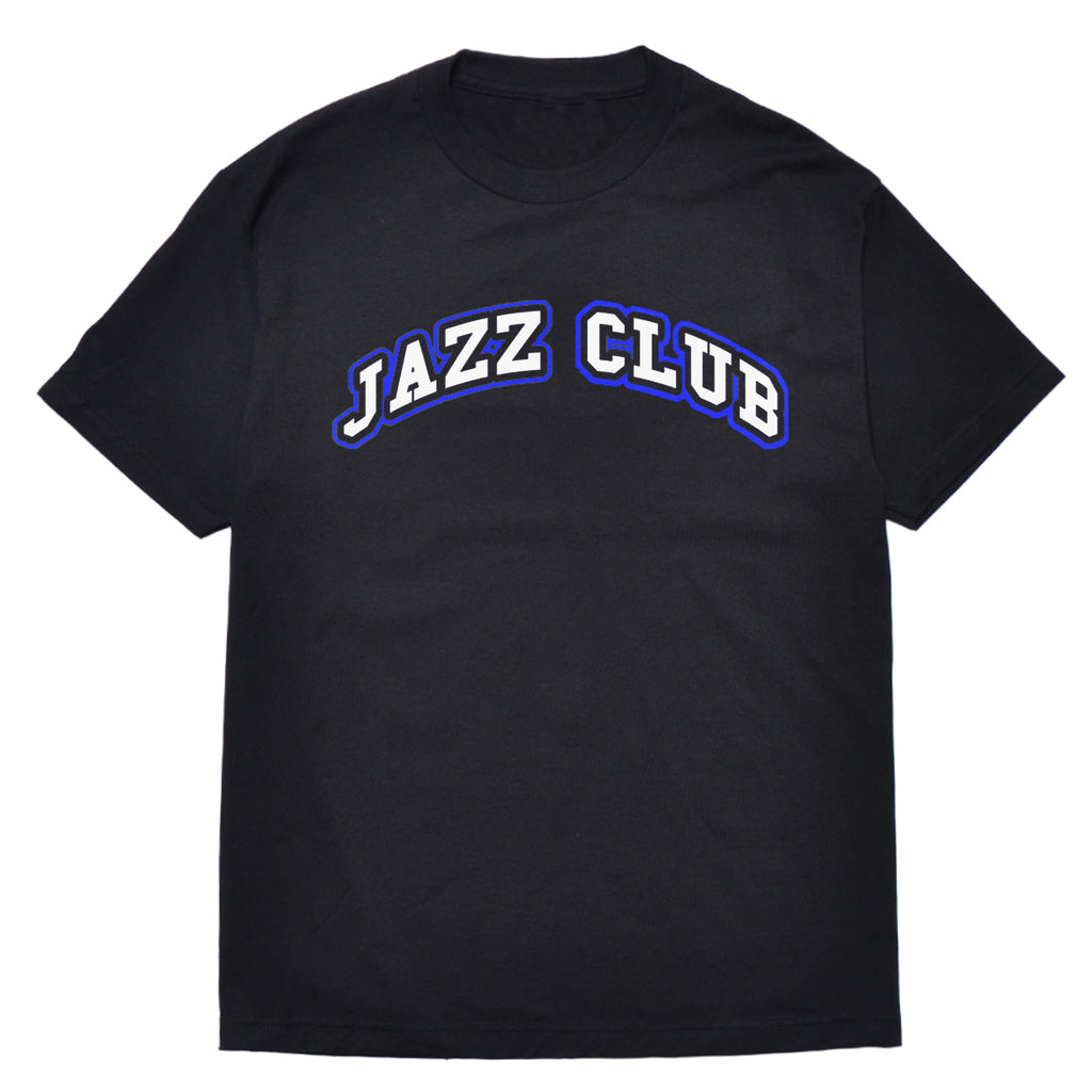 JAZZ CLUB TEE - BLACK