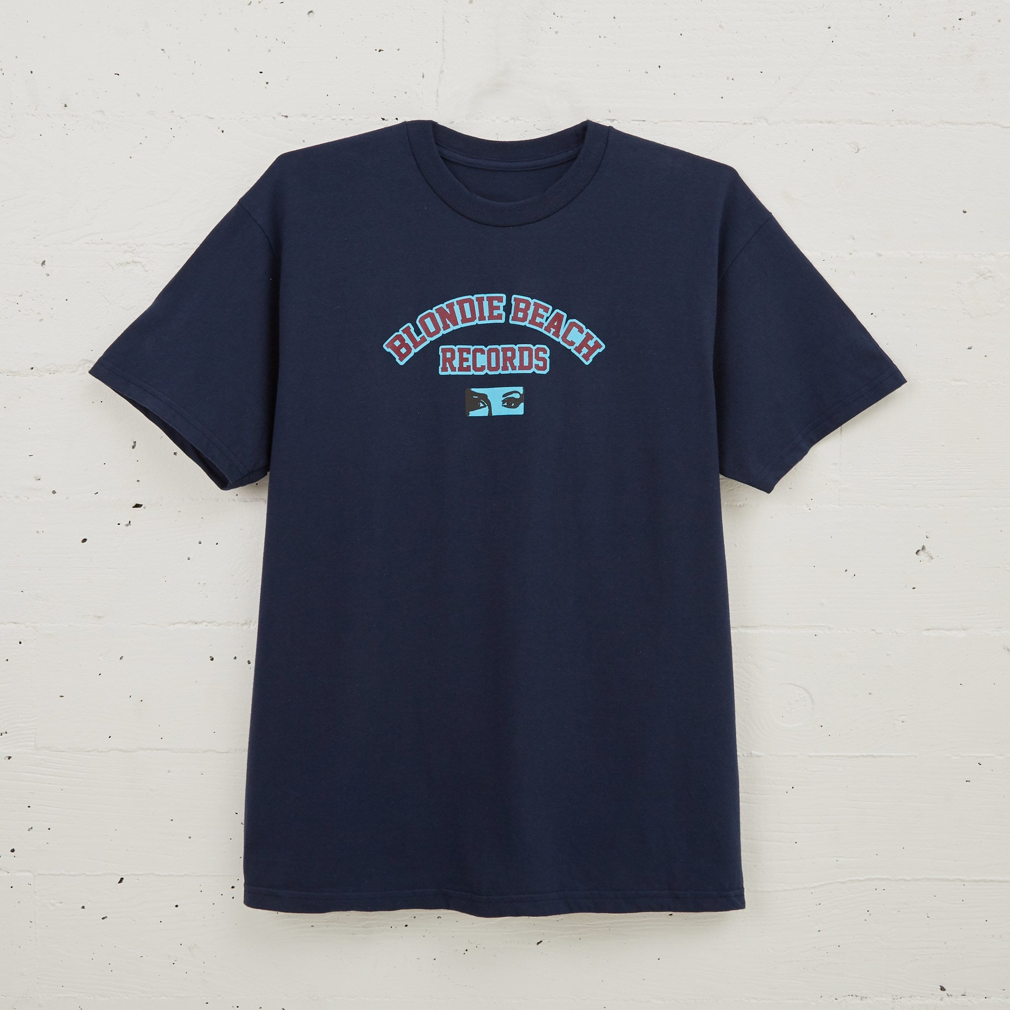 EYES T-SHIRT - BLUE