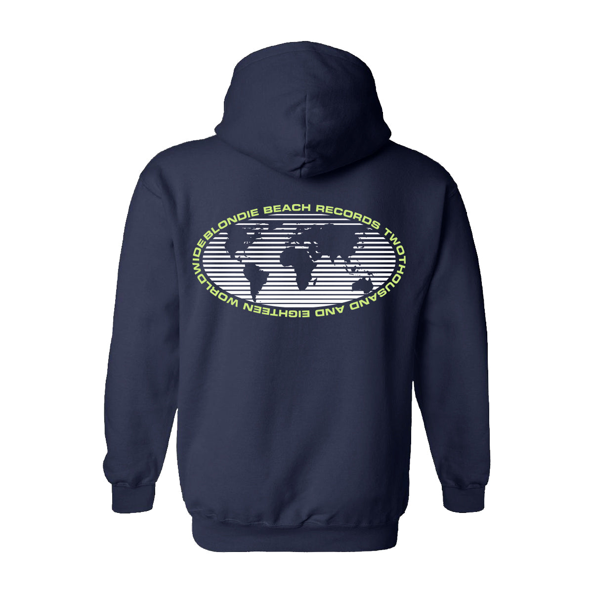 WORLDWIDE ECO CHAMPION HOODIE
