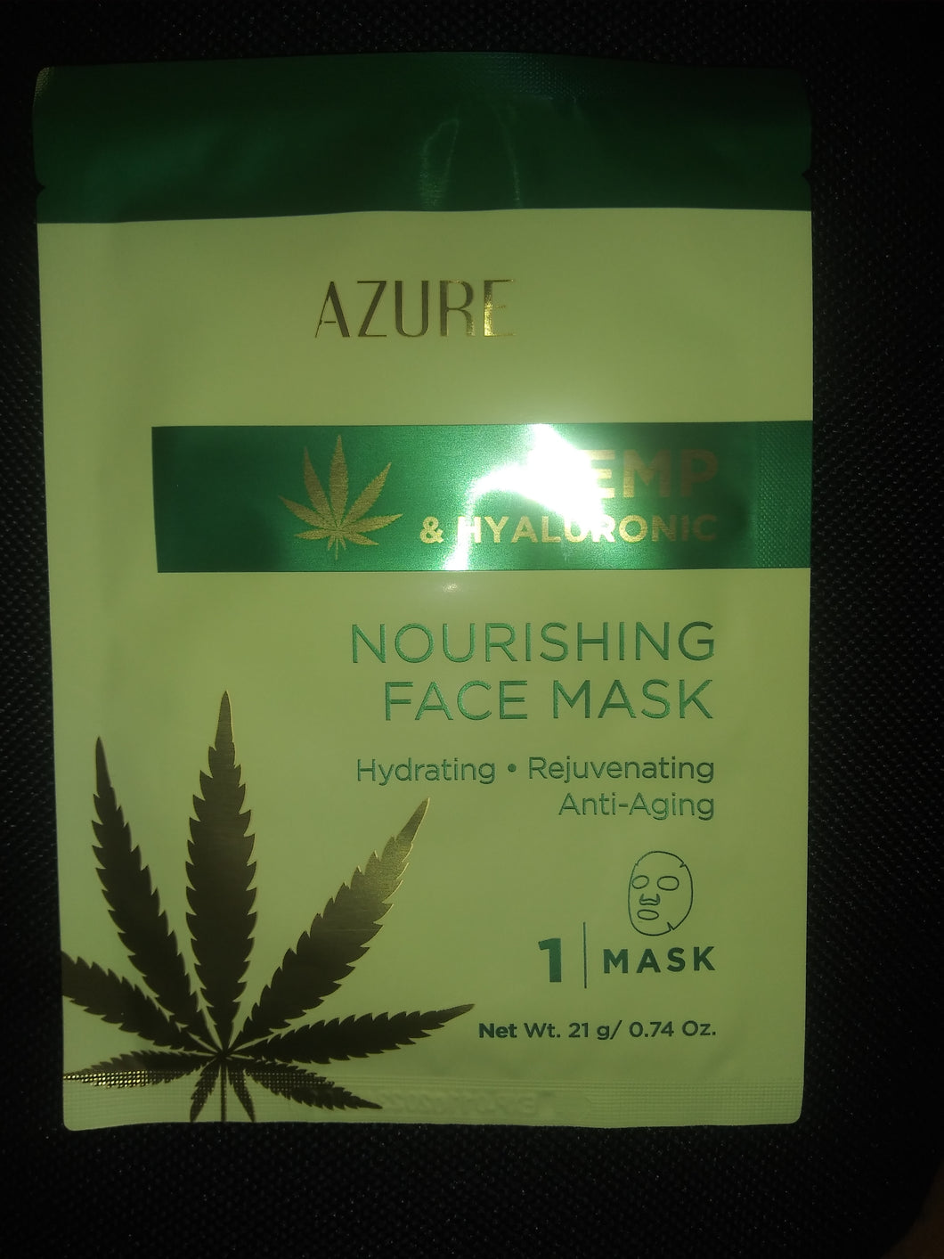 Hyaluronic & Hemp set of 2