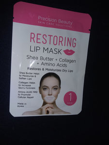 Restoring Lip Mask set of 2