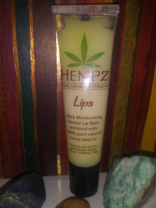 Hempz Pure Herbal Extract Lip Balm