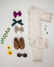 Emerson Button Romper